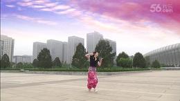 泉城舞韵广场舞《印巴风情》152编舞王梅