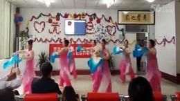 菏泽市三院喜迎2017医患共联欢三院舞蹈