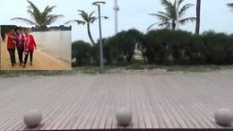 游览广西北海银滩(1)