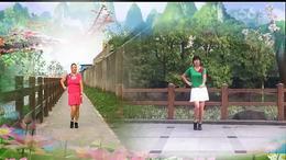 106上海阿英广场舞 《郎啊郎》 编舞:格格  演示:阿英 晓敏
