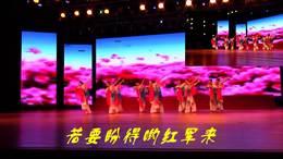 舞蹈:映山红(老干部艺术团)
