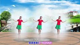 世纪芳草广场舞《最炫广场舞》编舞   芳儿
