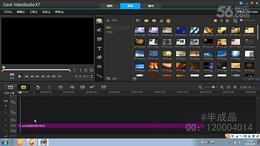 会声会影X7教程 5.教你用电脑录音 给视频配音 录制翻唱音乐...