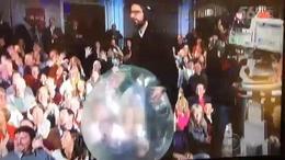 WUBBLE on Late Show with David Letterman沃宝欢乐泡美国秀