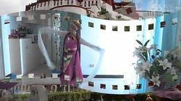 素荣藏族舞蹈