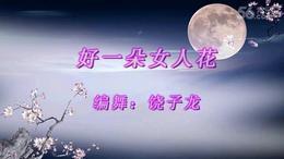 饶子龙原创舞蹈《好一朵女人花》