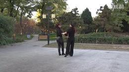 北京水兵舞教学第一套第10个花呼哈