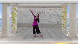 威远幸福广场舞《那年花开月正圆》编舞:王梅 210清清