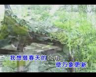 王丽达 春天美丽的中国画ktv