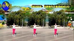 曲阜舞动人生广场舞《一生唱情歌》