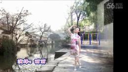 子龙全国明星队山西丽丽广场舞《旗袍美人》