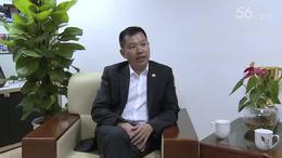 京视网CEO访谈录之——三德健康产业控股集团董事长  卓德兴