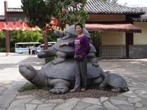海南之旅 七)海南南山文化旅游区