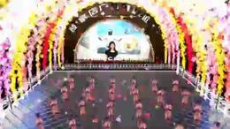 震湖美(有歌词) 枝江市顾家店镇广场舞陈艳 红喜数码传媒20150623张...