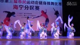 00128海宁黄湾镇、排舞、传奇