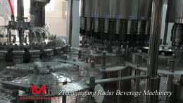 全自动苏打水生产线 液体灌装机,饮料机械