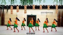 福建融侨李姐广场舞 行走凉都 (集体版)编舞:王梅