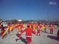 我们参加汝城两村舞香火龙庆典