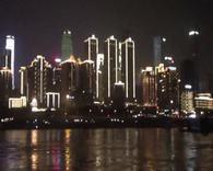 2018重庆成都(四)观赏重庆《长江夜景》
