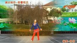 【278】肥矿集团青馨明月广场舞【好乐day】编舞 格格