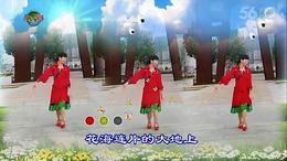 舞蹈 花海草原 歌词字母