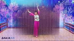 119上海阿英广场舞《又见烟雨楼》编舞:春英 制作 演示:阿英