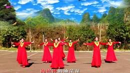 刘荣全国明星队凉都梅子队《让中国更美丽》队形版_01