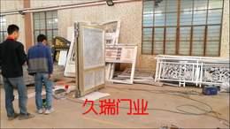 郑州学校悬浮折叠门调试