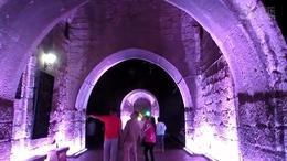 节日中华门城堡夜景