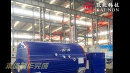 走进巴基斯坦的燃气发电机组蒸汽余热锅炉