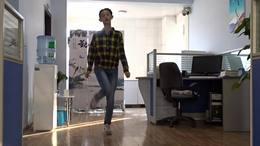 【阿雅贝贝】自学《鬼步舞》片段2017