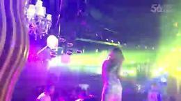 成都黑珍珠DJ培训女DJ高梦莎酒吧就业现场