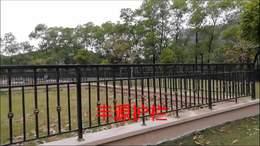 深圳铁艺围墙栏杆哪家好