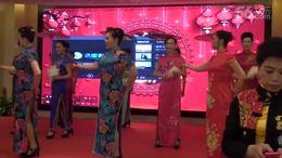 苏州心音艺术团、 梦江南 集体时装舞蹈