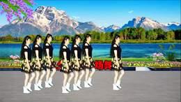 流行音乐32步广场舞《拥抱你离去》