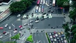 南宁街景 夜景 车流 日落视频拍摄 摄像 mv制作...