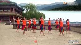 艺莞儿广场舞《梦在新疆》星舞炫起来第二季