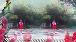 084上海阿英广场舞 爱情未知数 编舞青儿 视频制作 演示 阿英
