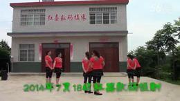阿啦妹子下扬州 枝江市顾家店高殿寺广场舞 红喜数码