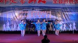 """2015""""我们都是常山人""""排舞复赛晋级:甜心恰恰、春暖花开串烧"""
