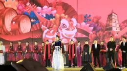 大唐不夜城文艺演出片段;2019陕西风光系列纪实片(4)