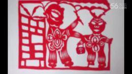 子龍在線;陝北民間剪紙藝術大師馬瑞蘭