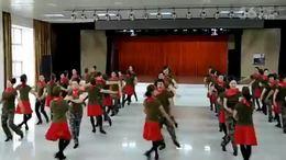 姜轩舞蹈水兵舞《再唱山歌给党听》
