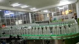 美伦达机械 瓶装水生产线灌装机  4