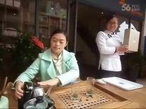 汝莲白毛茶庄开业庆典