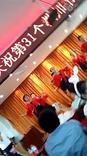 任寨乡庆祝第31个教师节 轻舞飞扬舞队