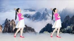 感悟人生广场舞《在那东山顶上》