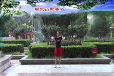月梅广场舞【东山美人】水兵舞含正背面分解原创