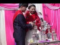 张志新曹宁婚礼盛典 1