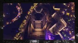 银川夜景航拍